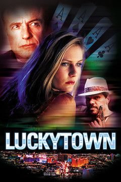 Luckytown movie poster.