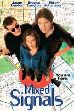 Poster for the movie Mixed Signals