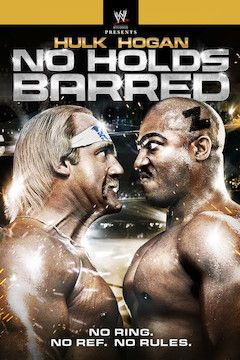 No Holds Barred movie poster.