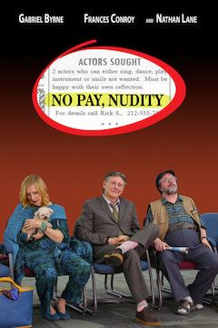 No Pay, Nudity movie poster.