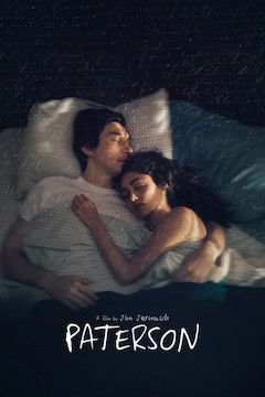 Paterson movie poster.