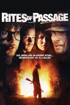 Rites of Passage movie poster.