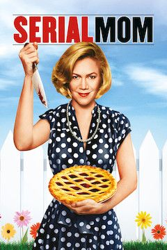 Serial Mom movie poster.