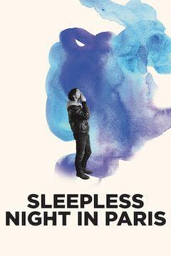 Sleepless movie poster.