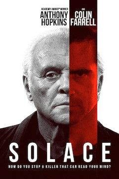 Solace movie poster.
