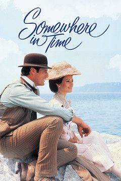 Somewhere in Time movie poster.
