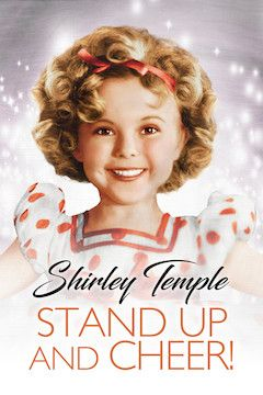 Stand Up and Cheer movie poster.