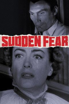Poster for the movie Sudden Fear