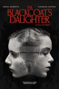 The Blackcoat's Daughter movie poster.