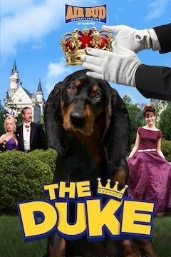 The Duke movie poster.