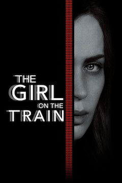The Girl on the Train movie poster.