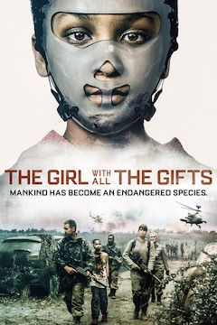 The Girl With All the Gifts movie poster.