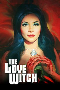 The Love Witch movie poster.