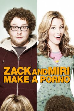 Zack and Miri Make a Porno movie poster.
