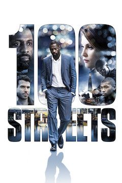 100 Streets movie poster.