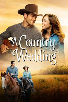A Country Wedding movie poster.