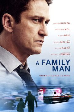 A Family Man movie poster.