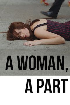 A Woman, a Part movie poster.