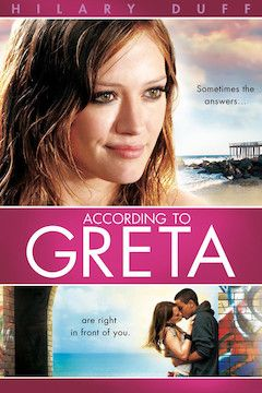 Poster for the movie According to Greta