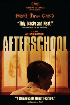 Afterschool movie poster.
