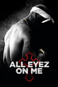 All Eyez on Me movie poster.
