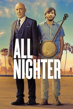 All Nighter movie poster.