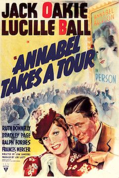 Annabel Takes a Tour movie poster.