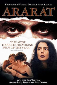 Poster for the movie Ararat