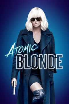 Atomic Blonde movie poster.