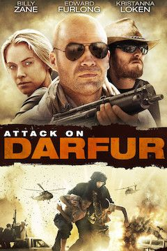 Attack on Darfur movie poster.