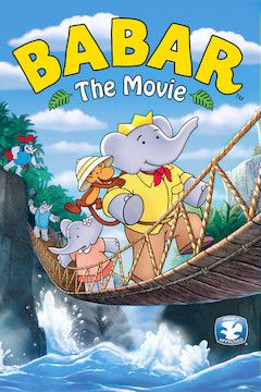 Babar: The Movie movie poster.