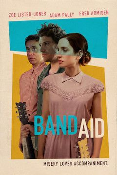 Band Aid movie poster.