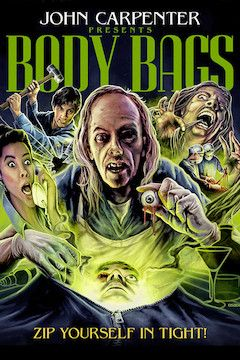 Body Bags movie poster.