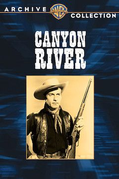 Canyon River movie poster.