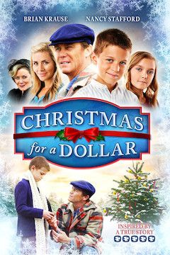 Christmas for a Dollar movie poster.