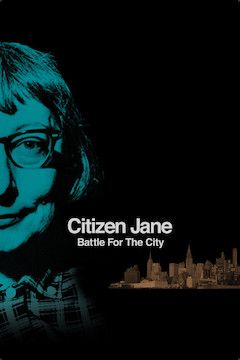 Citizen Jane: Battle for the City movie poster.
