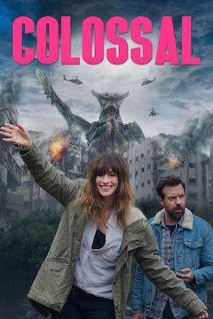 Colossal movie poster.