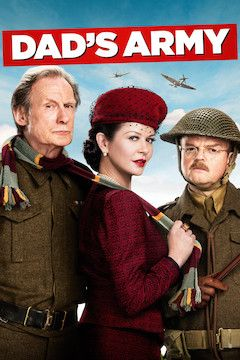 Dad's Army movie poster.
