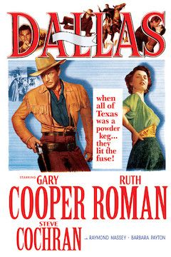 Dallas movie poster.