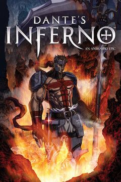 Dante's Inferno: An Animated Epic movie poster.