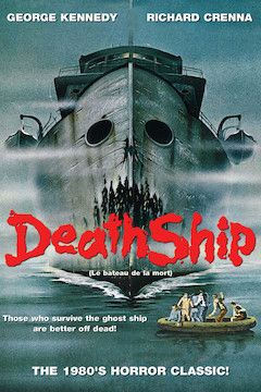 Death Ship movie poster.