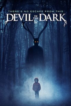 Devil in the Dark movie poster.