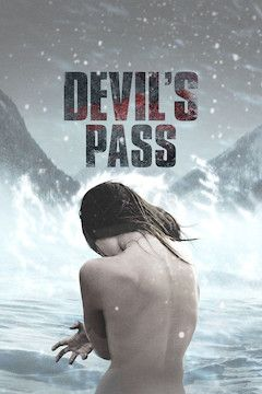 Devil's Pass movie poster.