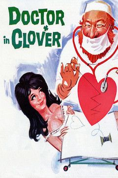 Doctor in Clover movie poster.