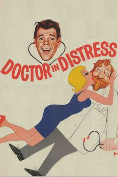 Doctor In Distress movie poster.
