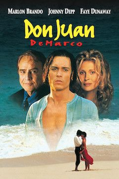 Poster for the movie Don Juan DeMarco