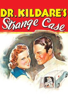 Dr. Kildare's Strange Case movie poster.