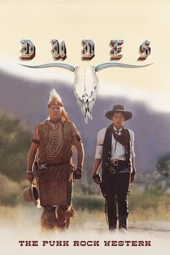 Dudes movie poster.