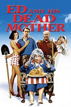 Ed and His Dead Mother movie poster.