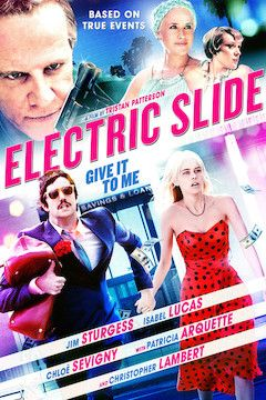 Electric Slide movie poster.